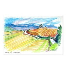 Looking Back to Pamplona Postcards (Package of 8)