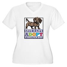 Dachshund Rescue T-Shirt