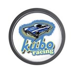 Wall Clock kubo racing