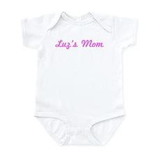 Luz Mom (pink) Infant Bodysuit