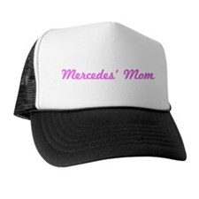 Mercedes Mom (pink) Trucker Hat