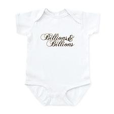 Billions & Billions Infant Bodysuit