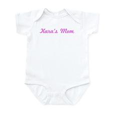Kara Mom (pink) Onesie