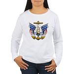 Naval Anchor Tattoo Women's Long Sleeve T-Shirt
