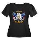 Naval Anchor Tattoo Women's Plus Size Scoop Neck D