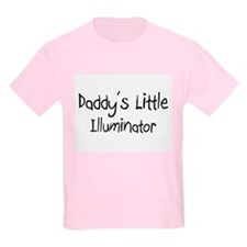 Daddy's Little Illuminator T-Shirt