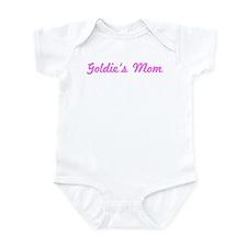 Goldie Mom (pink) Infant Bodysuit