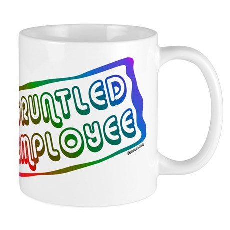 Gruntled/Happy Employee Lefty Mug