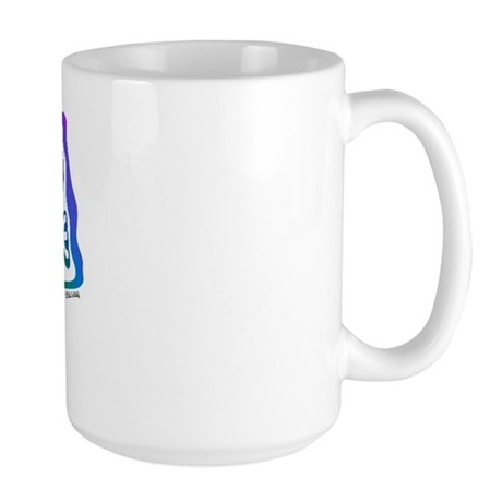 Gruntled/Happy Employee Large Mug