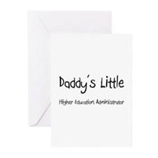 Daddy's Little Higher Education Administrator Gree