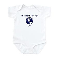 LUZ - Worlds Best Mom Infant Bodysuit