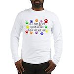 Love cat, child Long Sleeve T-Shirt