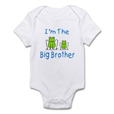 Im The Big Brother - Frogs Bl Onesie