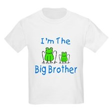 Im The Big Brother - Frogs Bl T-Shirt