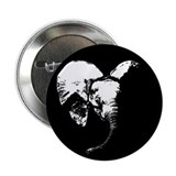 Baby Elephant 2.25&quot; Button (10 pack)