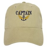 CAPTAIN Baseball Cap