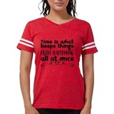 Deaf Girls Rule Tee