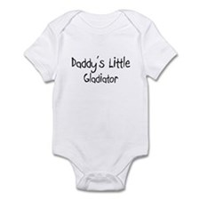 Daddy's Little Gladiator Infant Bodysuit