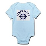 FIRST MATE Onesie