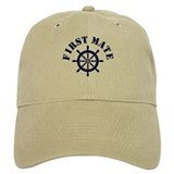 FIRST MATE Baseball Cap