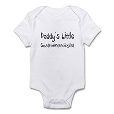 Daddy's Little Gastroenterologist Infant Bodysuit