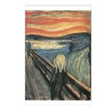 "Munch's ""The Scream"" Postcards (Package of 8)"