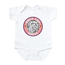 Obey The Yorkie Infant Bodysuit