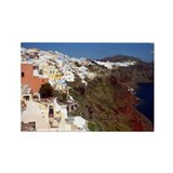 Oia Santorini Island magnet