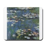 Monet's Water Lilies Mousepad