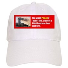 You Want Peace Baseball Cap