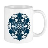 Arabesque Circle Mug