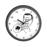 Jack Sheldon Wall Clock