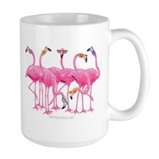 Cute Pink flamingo Mug