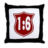 Gijoe Throw Pillow