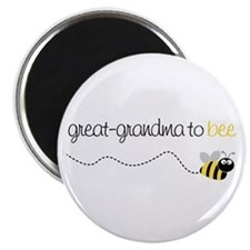 great grandma to be t-shirt Magnet