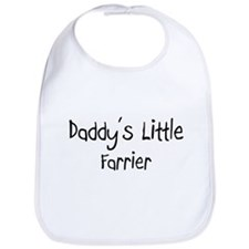 Daddy's Little Farrier Bib