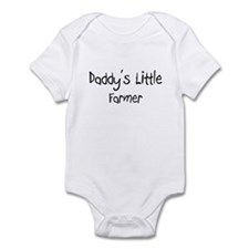 Daddy's Little Farmer Infant Bodysuit