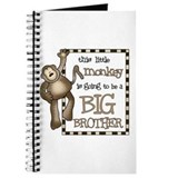 big brother t-shirt monkey Journal