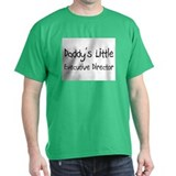 Daddy's Little Executive Director T-Shirt