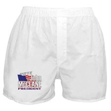 Vote John McClane Boxer Shorts