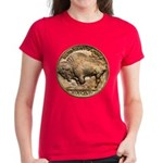 Nickel Buffalo Women's Dark T-Shirt