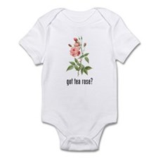 Tea Rose 3 Infant Bodysuit
