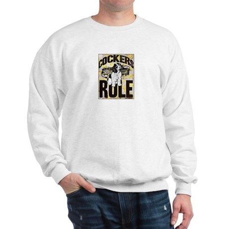 Cockers Rule Sweatshirt