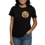 Nickel Indian Head Women's Dark T-Shirt