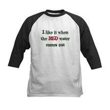 Red Water Tee