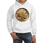 Nickel Indian Head Hooded Sweatshirt