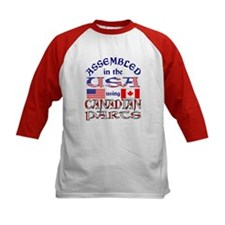 USA / Canadian Parts 2 Tee
