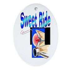 Sweet Ride Keepsake (Oval)
