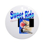 Sweet Ride Keepsake (Round)