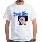 Sweet Ride White T-Shirt